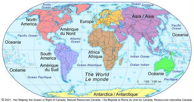 carte_du_monde_continents_couleur